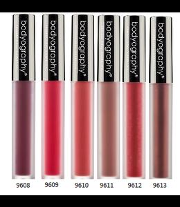 Bodyography 6x Lip Lava Liquid Lipstick 2.4ml