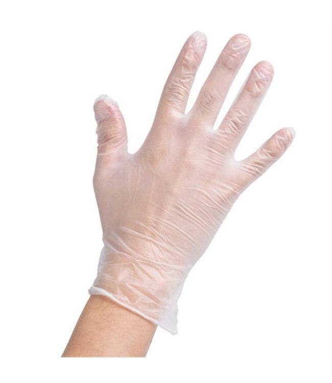 Vinyl Handschoenen Poedervrij XS