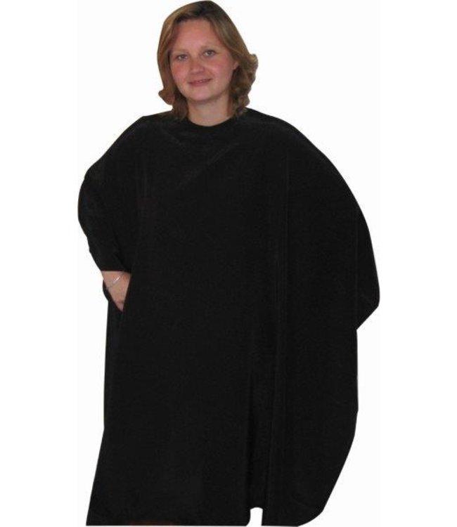 Nebur Black Sleeves Maxi Deluxe 1005 Kapmantel