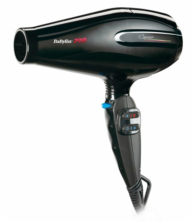 BaByliss PRO Caruso Professional Hair Dryer IONIC 2400W BAB6510IE