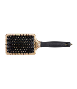 Olivia Garden Black & Gold Limited Edition Paddle Large