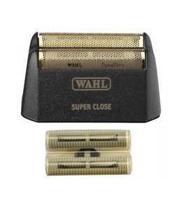 Wahl Gold Foil Finale Cutter Bar Assembly + Kop (Lamellenmes)