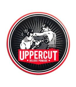 Uppercut Deluxe Pomade Super Strong High Shine 100g