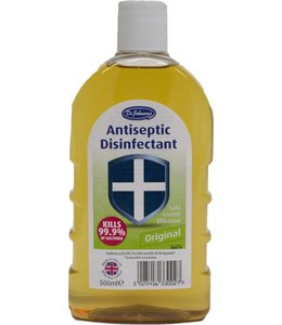 Dr. Johnson's Ontsmettingsmiddel - 500ml