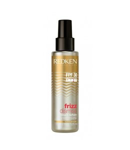 Redken Frizz Dismiss Instant Deflate Leave In Smoothing Oil Serum 125ml