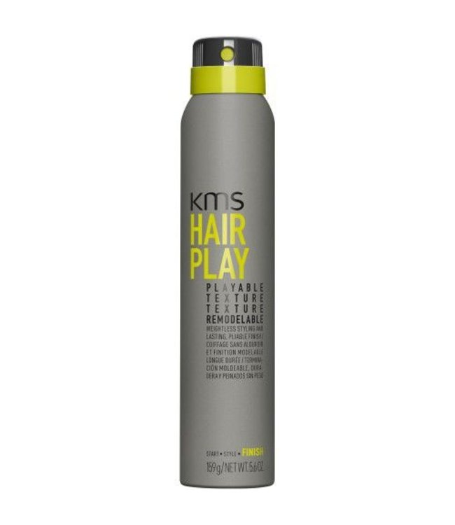 KMS California HairPlay Playable Texture 200ml
