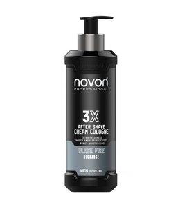 Novon Professional Aftershave Black Fire 400 ml