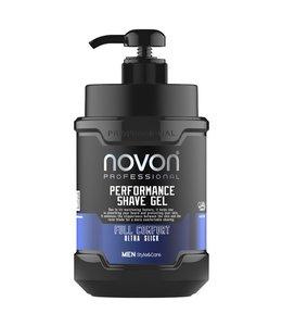 Novon Professional Performance Shaving Gel 1000 ml