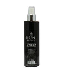 Superli Kleurversteviging Spray - Donker Bruin.