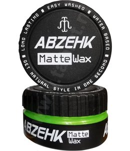 Abzehk Matte Wax