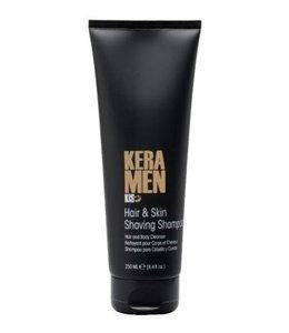 KIS KeraMen Hair, Skin & Shaving Shampoo