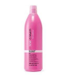 Inebrya Ice Cream No Yellow shampoo 1000 ml.