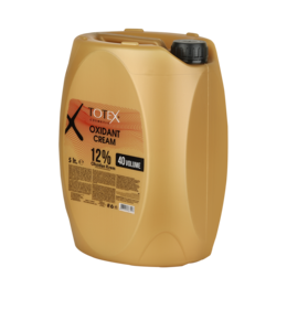 Totex Oxidant Cream 40 Volume 12% 5000ml