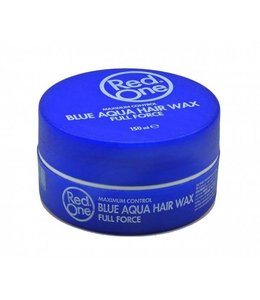 RedOne Blue Aqua Hair Wax Full Force 150ml