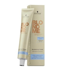 Schwarzkopf Blond Me Bleach & Tone Lift 9+