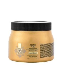 L'Oréal Mythic Oil Light Mask Normaal/Fijn 500ml