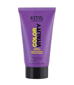 KMS California Color Vitality Color Blonde Treatment 125 ml