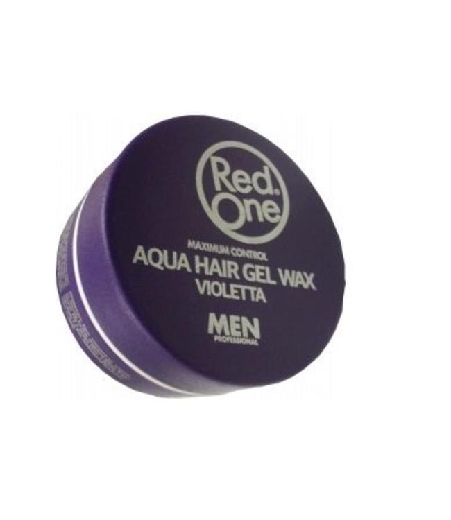 RedOne Violetta Aqua Hair Gel Wax Full Force 150ml