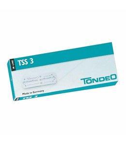 Tondeo TSS-3 Mesjes 10 stuks