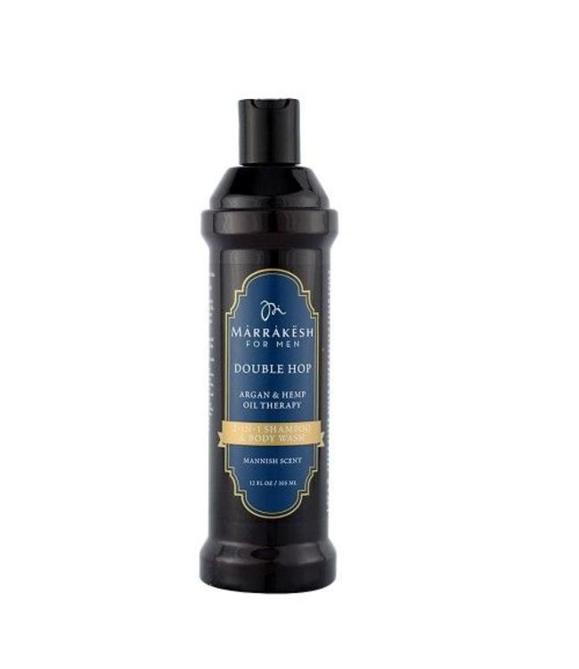 Marrakesh For Men Double Hop Shampoo 355 ml
