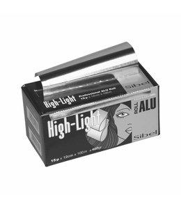 Sinelco Aluminium Folie Zilver 12cm x100m