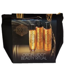 Orofluido Beauty Ritual Shampoo 200ml+Conditioner 200ml+Elixir 100ml
