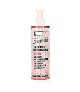 Fudge Colour Coctails Treatment Red 500ml