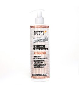 Fudge Colour Coctails Treatment Copper 500ml