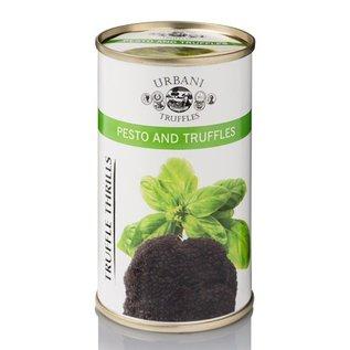 Pesto met zwarte truffel