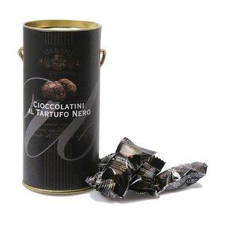 Chocolade met zwarte wintertruffel