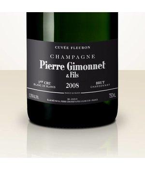 Pierre Gimonnet Cuvée Brut Fleuron Brut 1er Cru 2008