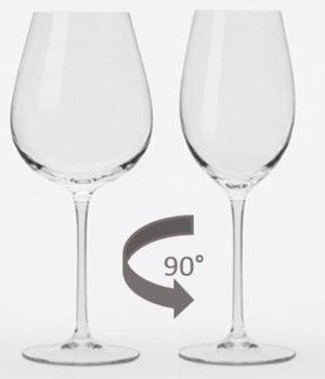 Vinoval Ovales Schnapsglas - 2er-Set