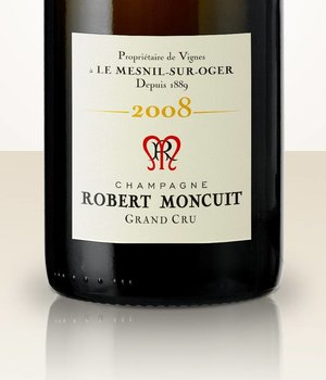 Robert Moncuit Millésime 2012