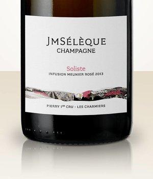 J-M Sélèque Solistes - Infusion Meunier Rosé