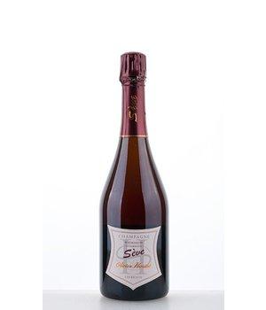 """Olivier Horiot Cuvée """"Sève"""" Rosé de Saignée 2009 Extra Brut"""