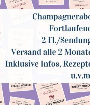 Champagner Abo Ongoing - 2 bottles per shipment