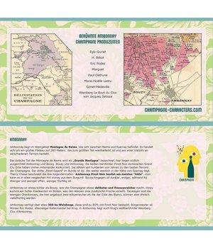 Region Map Le Mesnil-sur-Oger