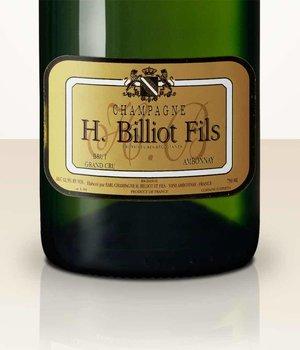 H. Billiot Millesime 2012 MAGNUM