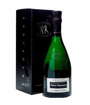 """Pierre Gimonnet Spécial Club brut """"Grands Terroirs de Chardonnay"""" 2012"""