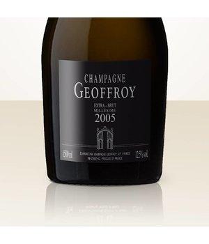René Geoffroy Millésime 2006 Terres Extra Brut