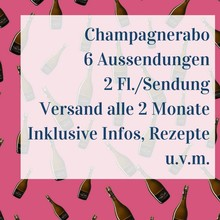 Champagner Abo