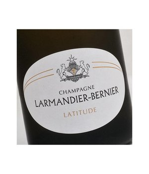 Larmandier-Bernier Latitude Blanc de Blancs Extra-Brut