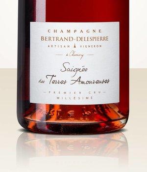 Bertrand-Delespierre Saignée des Terres Amoureuses 2012