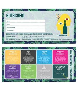 Präsente Gutschein 100€