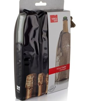 Präsente Vacu Vin Champagne Chiller - Cooling Cuff