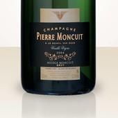 Pierre Moncuit Nicole Moncuit 2004 Blanc de Blancs Vieille vigne Grand Cru