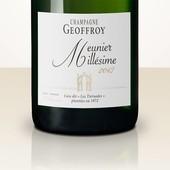"René Geoffroy 6 bottles Lieu-Dit ""Les Tiersaudes"" 2013"
