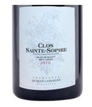 Jacques Lassaigne Clos Sainte Sophie 2010 - Deg. 02.2017
