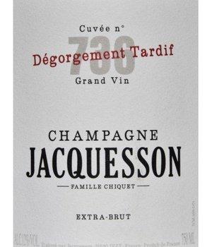 Jacquesson Brut 737 Dégorgement Tardif