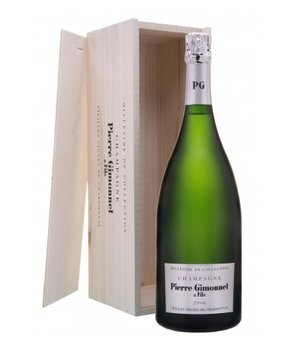 Pierre Gimonnet Millesime de Collection 2008 Blanc de Blancs Grand Cru MAGNUM